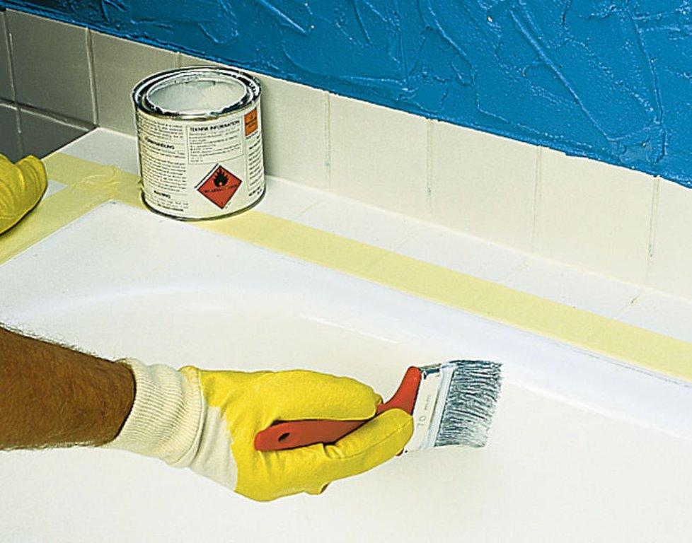 Реставрация ванной акрилом — описание восстановления поверхности. советы профессионалов, плюсы и минусы нанесения на ванную акрила (110 фото и видео)