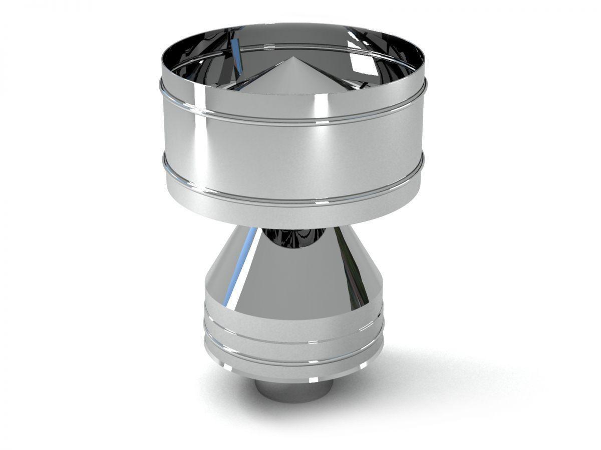 Вентиляционный дефлектор: устройство, разновидности, правила монтажа