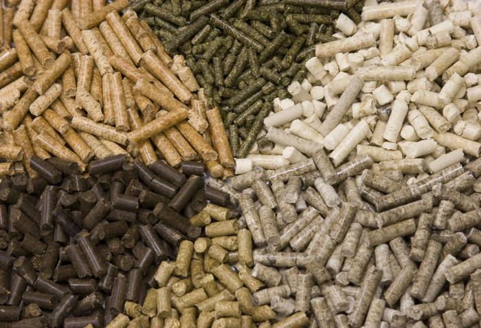 Древесные гранулы пеллеты - лучшее отопление