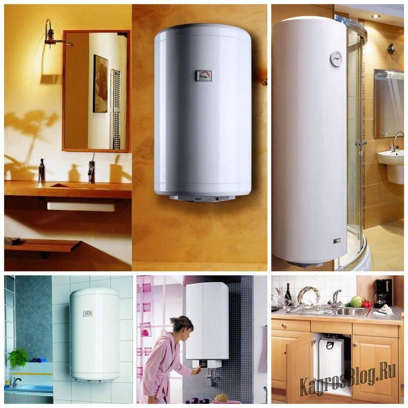 На что обратить внимание при выборе водонагревателя?