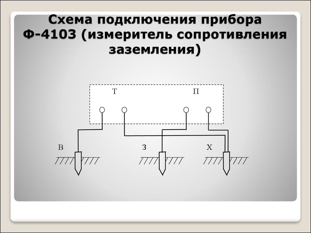 Измеритель сопротивления элементов заземления ис-10: руководство по эксплуатации