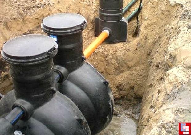 Септик «фаст» для локальной канализации — их виды, достоинства и недостатки