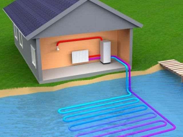 Геотермальное отопление своими руками: отзывы, оборудование, стоимость, принцип работы