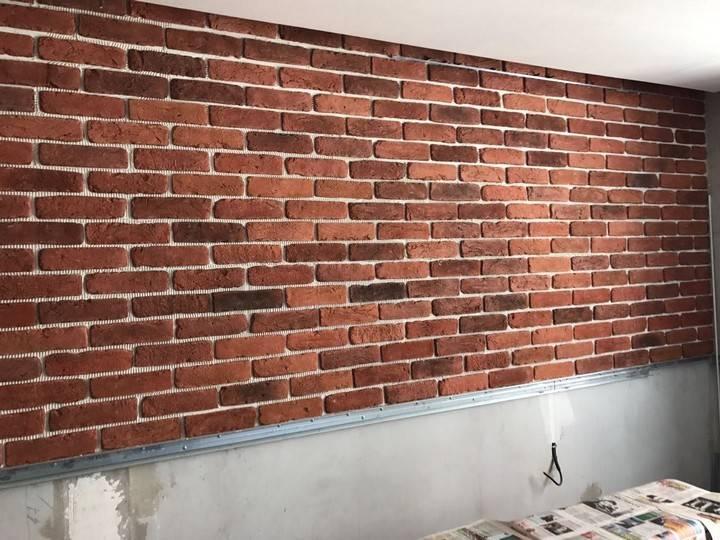 Как сделать имитацию кирпичной стены своими руками: практические способы
