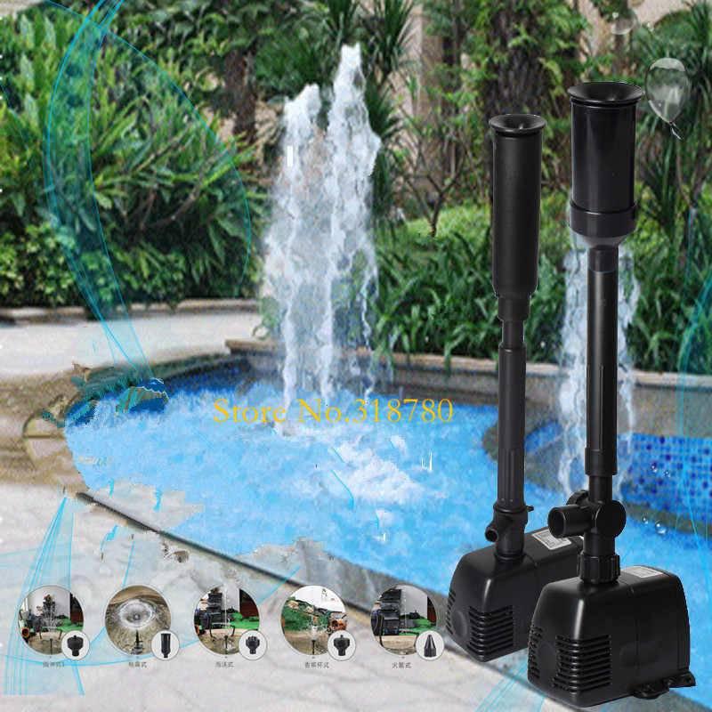 Как выбрать насос для фонтана и пруда