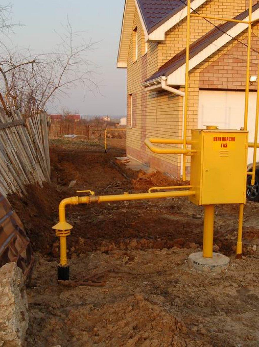 Устройство и монтаж внутреннего газоснабжения дома | отопление дома и квартиры