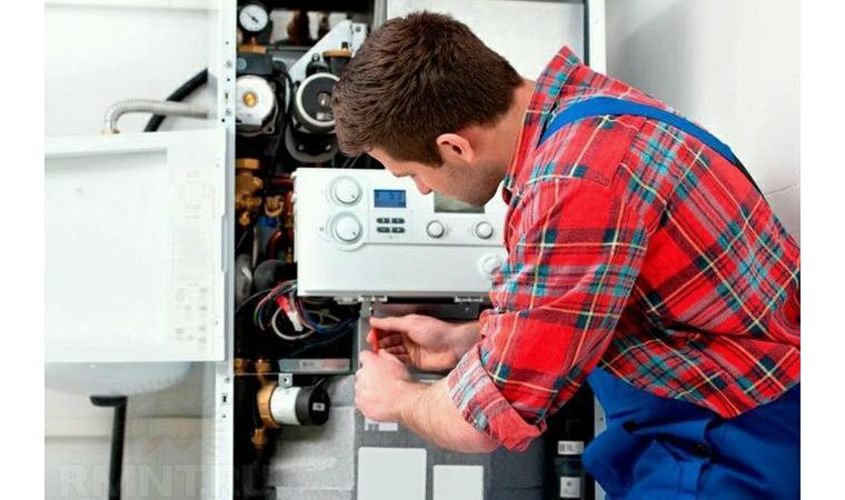 Действия при обслуживании газовых котлов: 12 операций