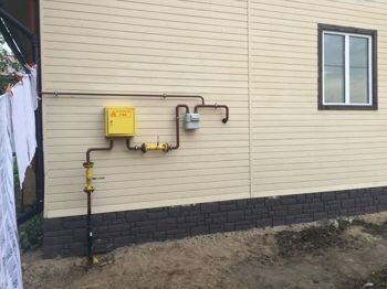Сколько сейчас стоит подключить газ к дому? цена в рублях за работу и согласование - снн-с какой новости начать?