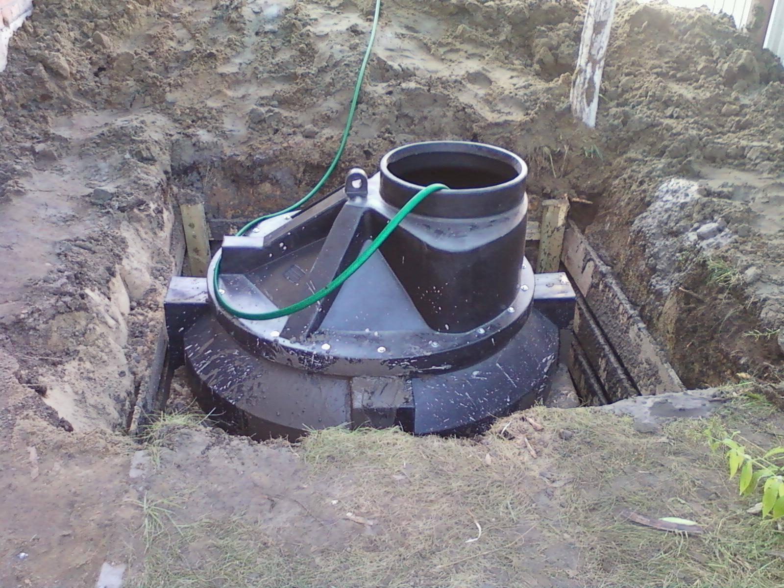 Как сделать канализацию если близко грунтовые воды - все о септиках