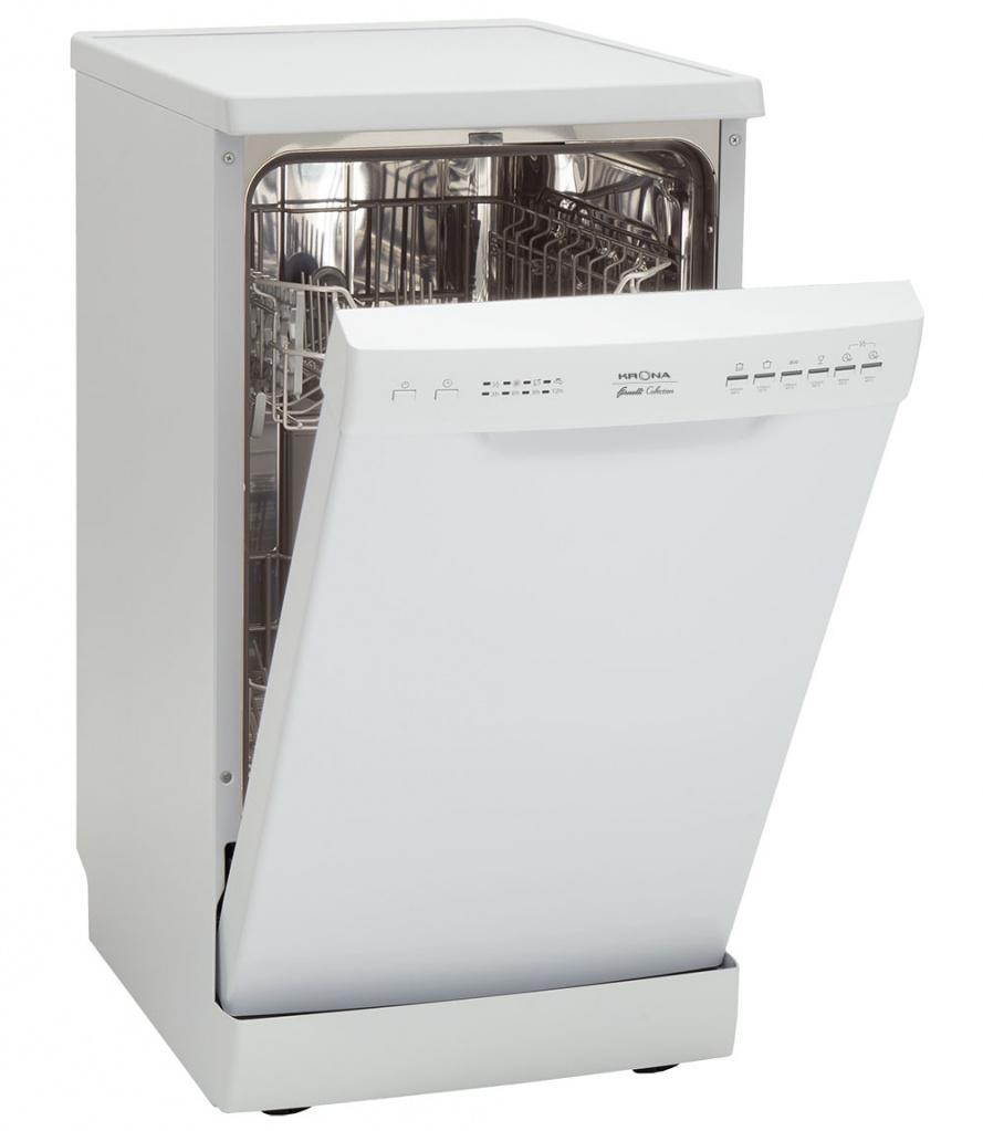 Рейтинг лучших посудомоечных машин 45 см 2019 года (топ 10)