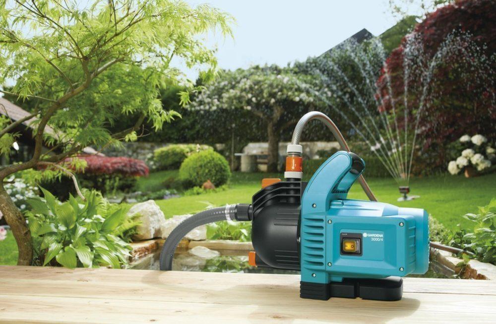 Выбираем и устанавливаем водяной насос для полива дачного огорода