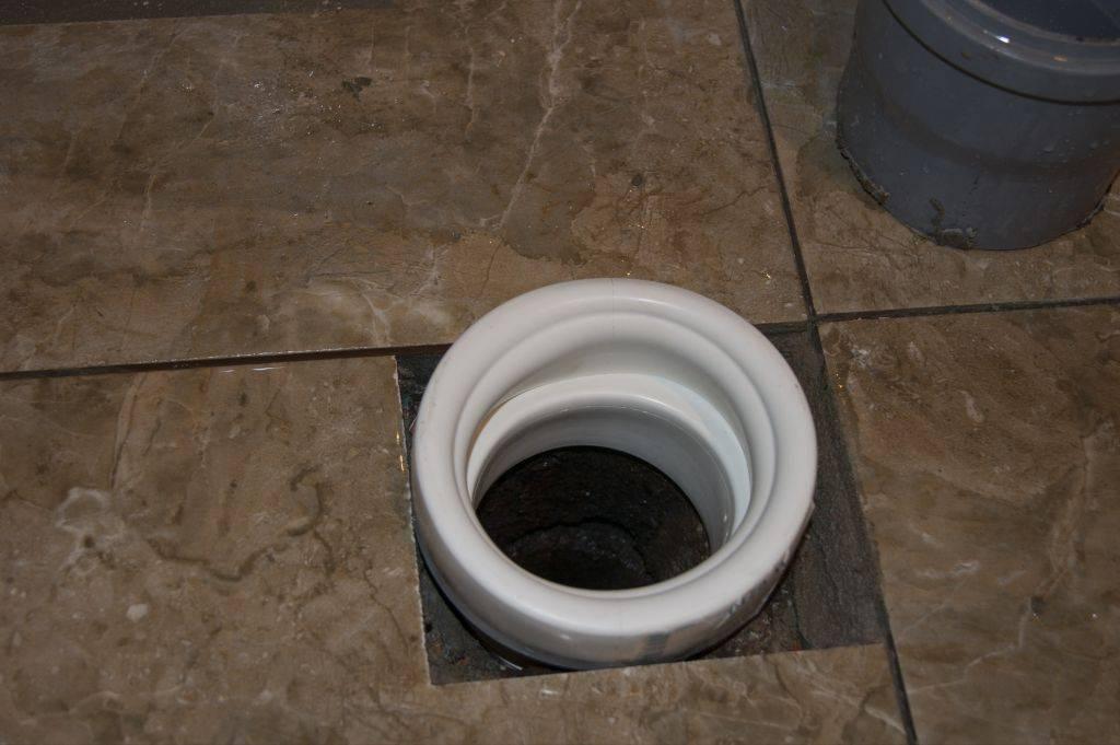 Соединение унитаза с канализационной трубой - как подключить унитаз к канализации