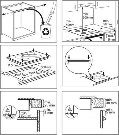 Как правильно выбрать и подключить газовую варочную панель