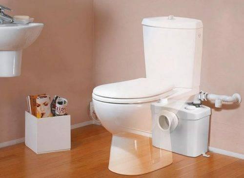 Санитарный насос измельчитель для унитаза: что это такое и как установить?