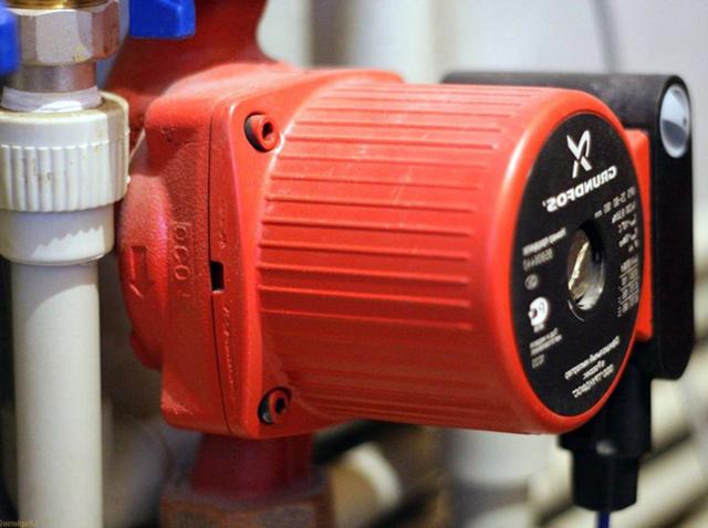 Установка циркуляционного насоса или модернизируем систему отопления