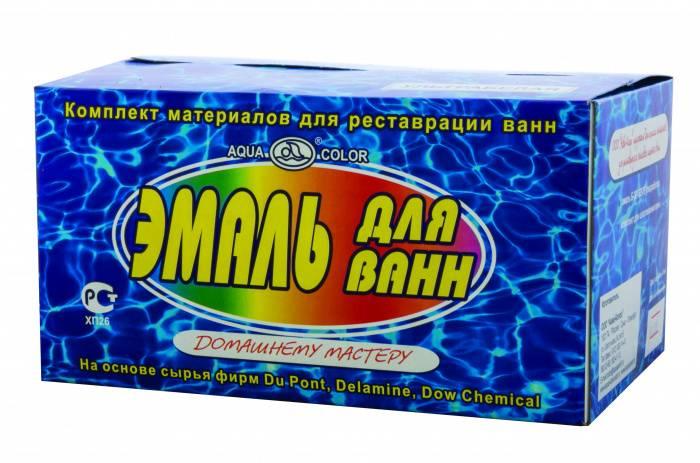 Что лучше — покрытие ванны акрилом или эмалью?