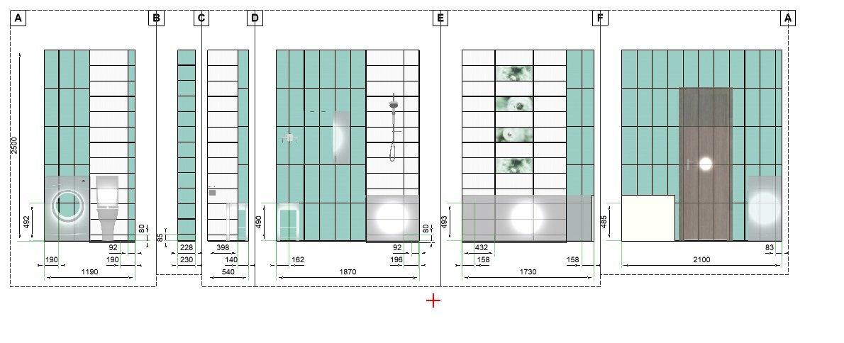 Рассчитываем площадь ванной комнаты для укладки плитки: примеры расчетов укладка • zonaplitki.ru
