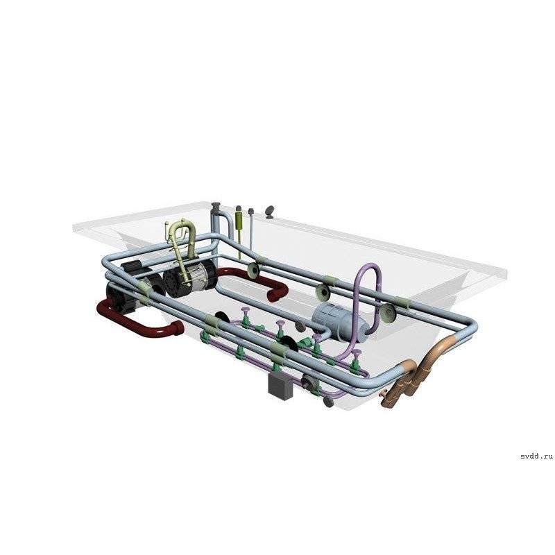 Средства для чистки и ухода за гидромассажной ванной
