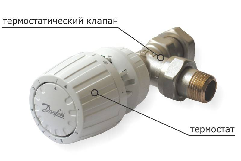 Правильная установка термостатической головки | всё об отоплении