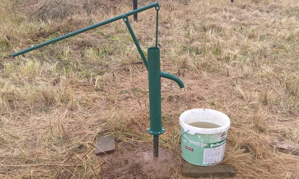 Абиссинская скважина: как провести на участке автономное водоснабжение?