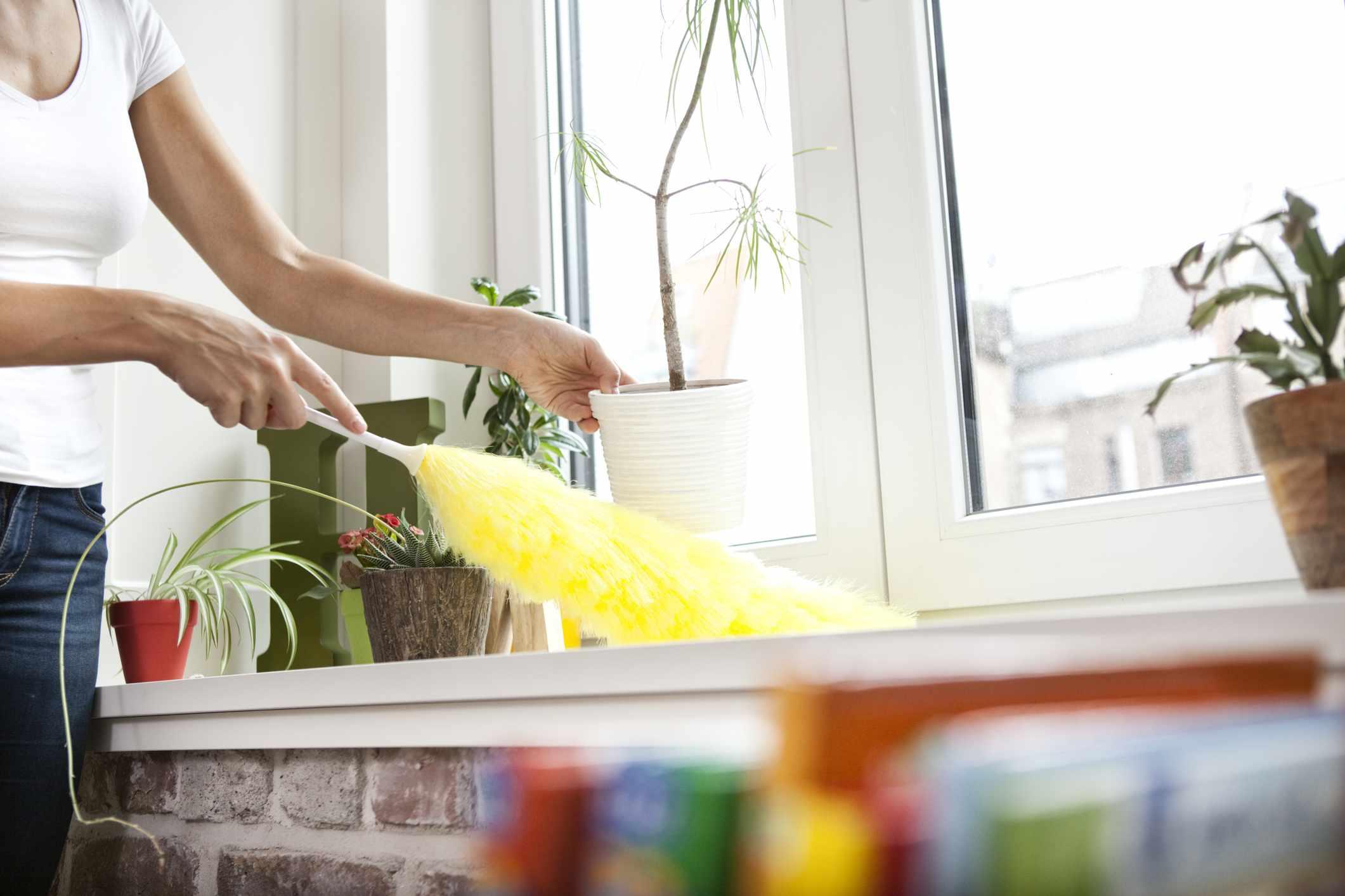 О каких местах мы забываем при уборке квартиры и чем это грозит здоровью?