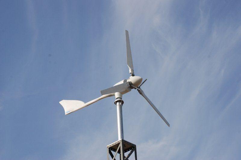 Выбрать ветрогенератор для отопления дома с естественной циркуляцией