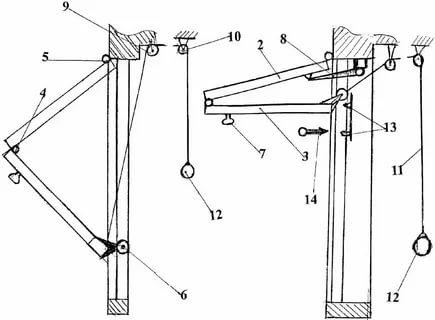 Подъемные ворота: как сделать своими руками