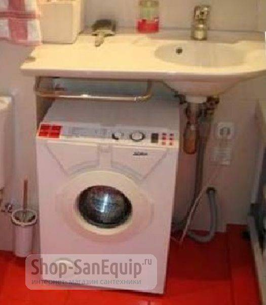 Раковина над стиральной машиной: плюсы, минусы конструкции, порядок и правила установки прибора