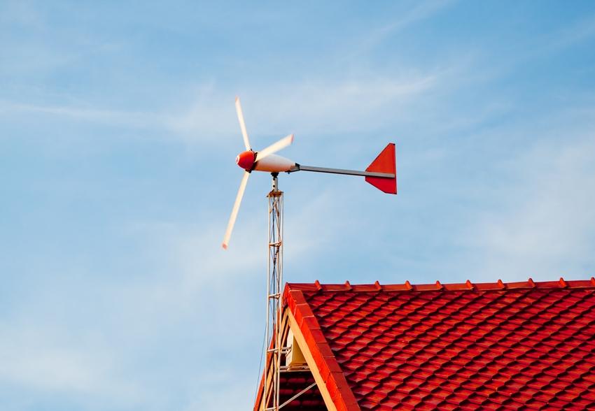 Устройство и принцип работы кинетического ветрогенератора — рассказываем в общих чертах