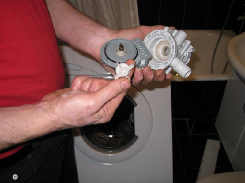Как снять и заменить насос в стиральной машине? пошаговая инструкция