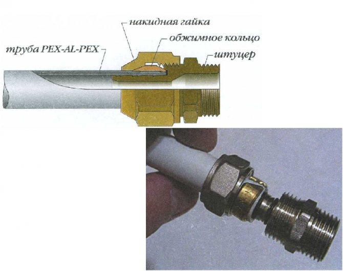 Как проводится опрессовка труб