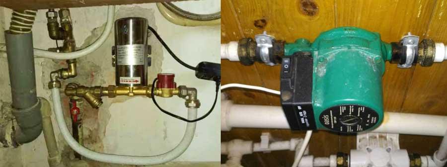 Несколько методов, как повысить давление воды в частном доме