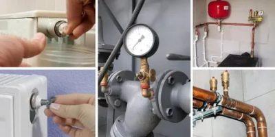Как развоздушить систему отопления и батарею: причины завоздушивания и удаление воздуха
