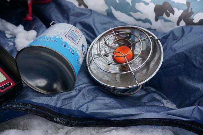 Газовый обогреватель для палатки — какой выбрать