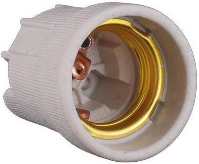 Патрон для люстры: основные разновидности, особенности применения и инструкция по замене (85 фото)