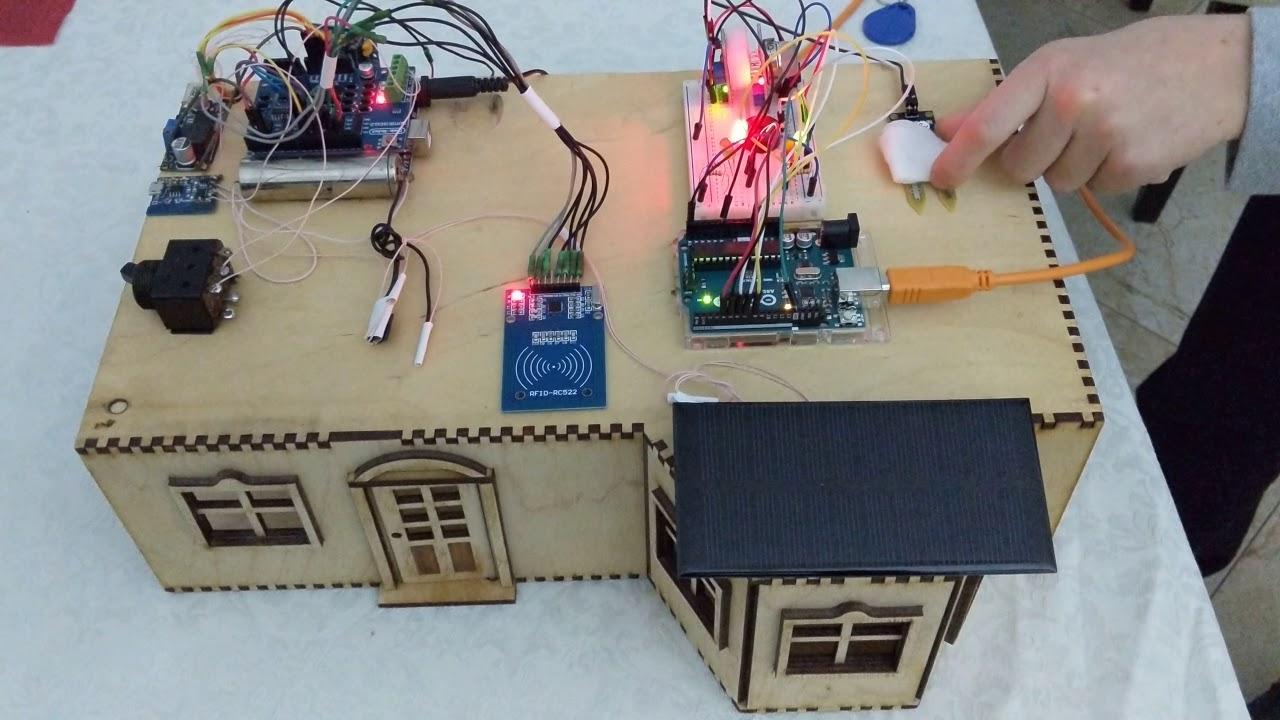 Умный дом на базе arduino своими руками: подключаемые модули и настройка системы