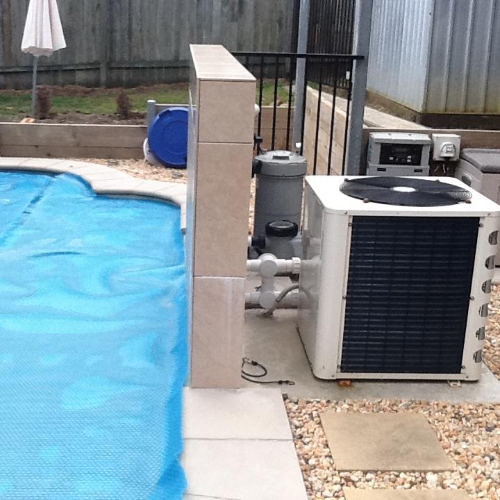 Принцип выбора теплового циркуляционного насоса для бассейна
