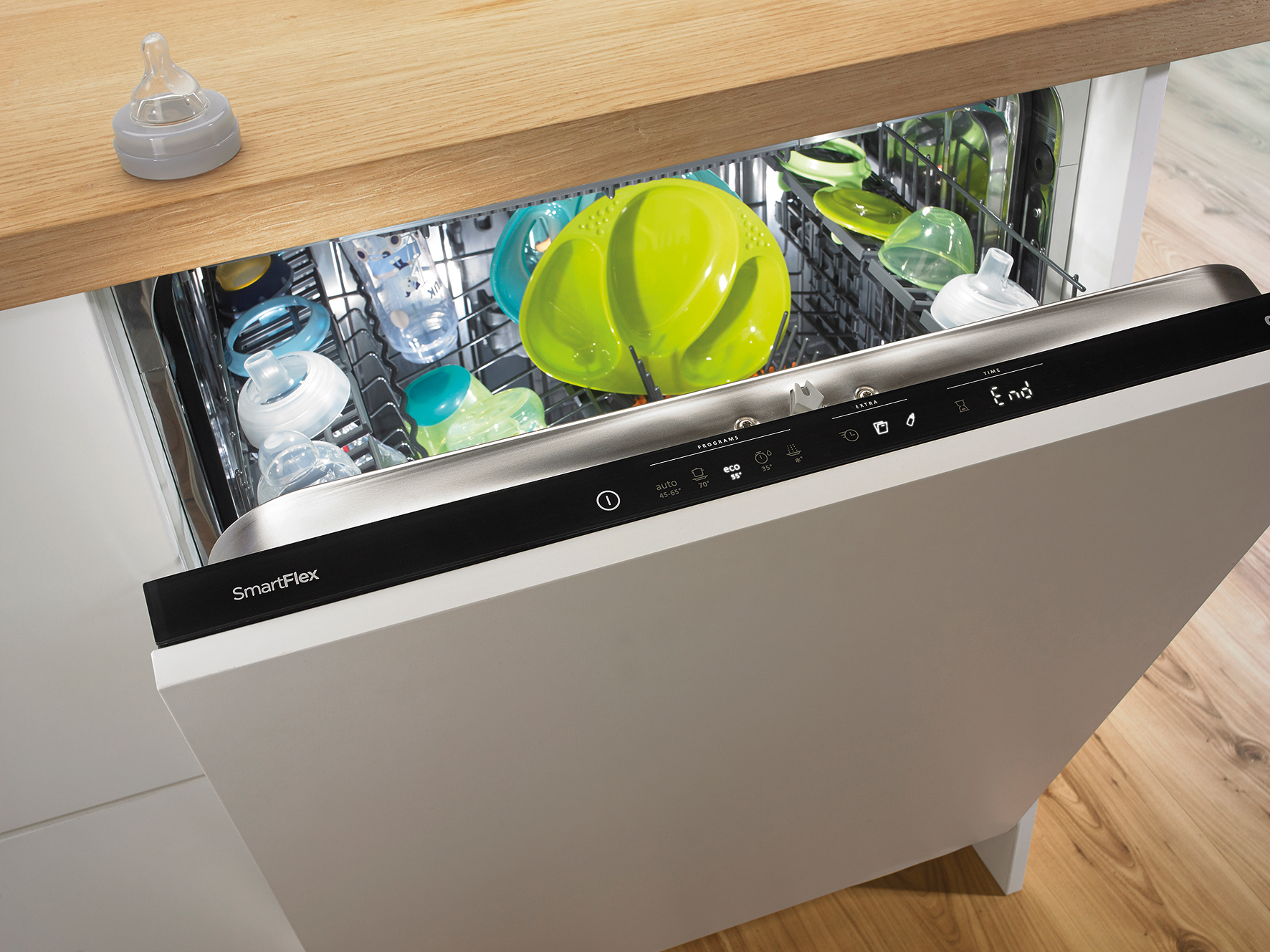 Встраиваемая посудомоечная машина 45 см: рейтинг лучших моделей