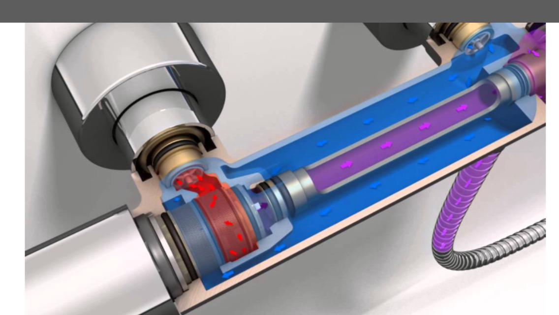 Термостатический смеситель: выбираем модели с термостатом для ванны, достоинства терморегулятора, что это такое и отзывы