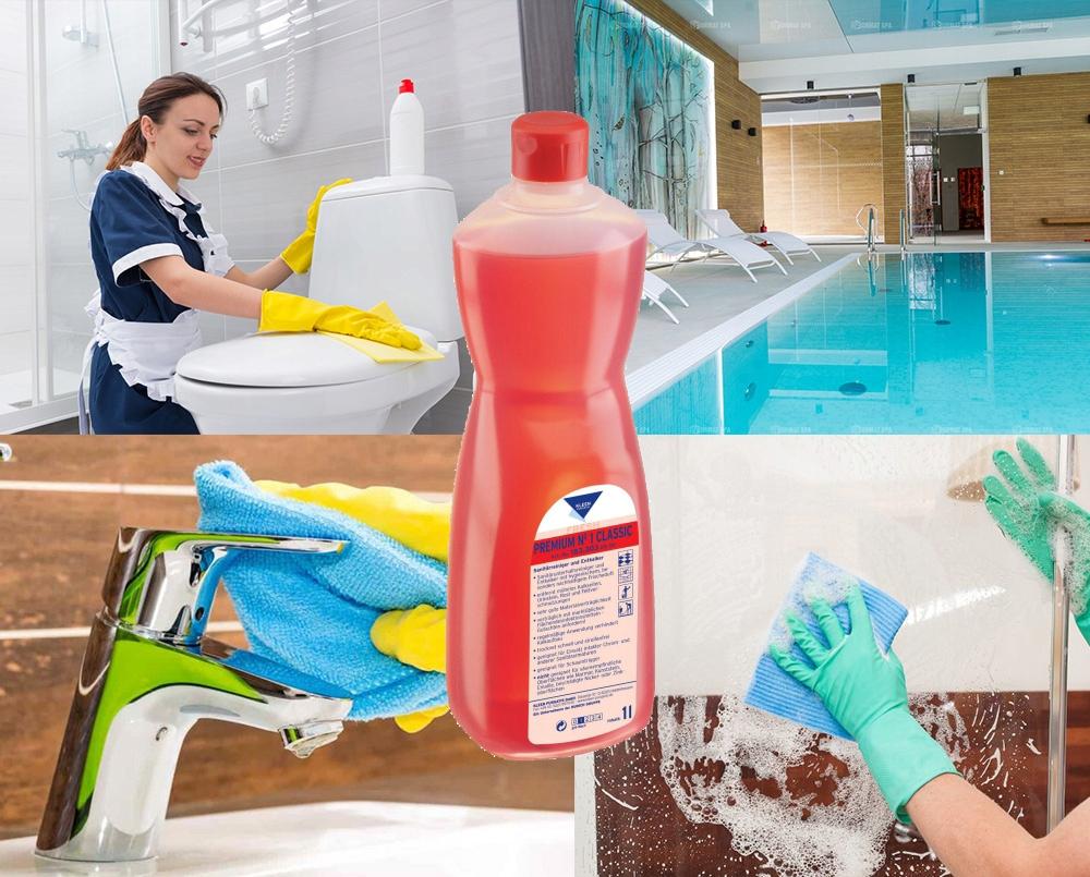 Как правильно ухаживать за душевой кабиной: какими моющими средствами мыть лучше?