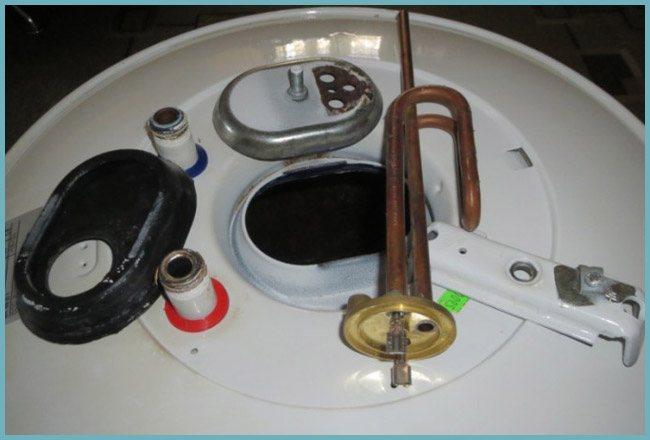 Как поменять тэн в водонагревателе: пошаговый инструктаж проведения ремонтных работ