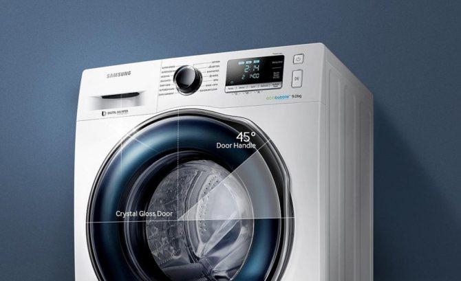 Обзор стиральных машин самсунг