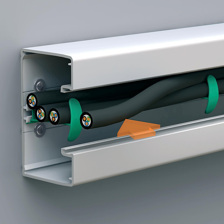 Кабель-каналы для электропроводки – виды, типы и размеры