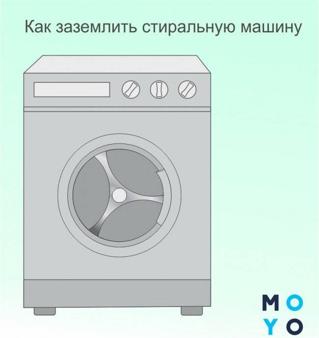 Розетка для стиральной машины в ванной