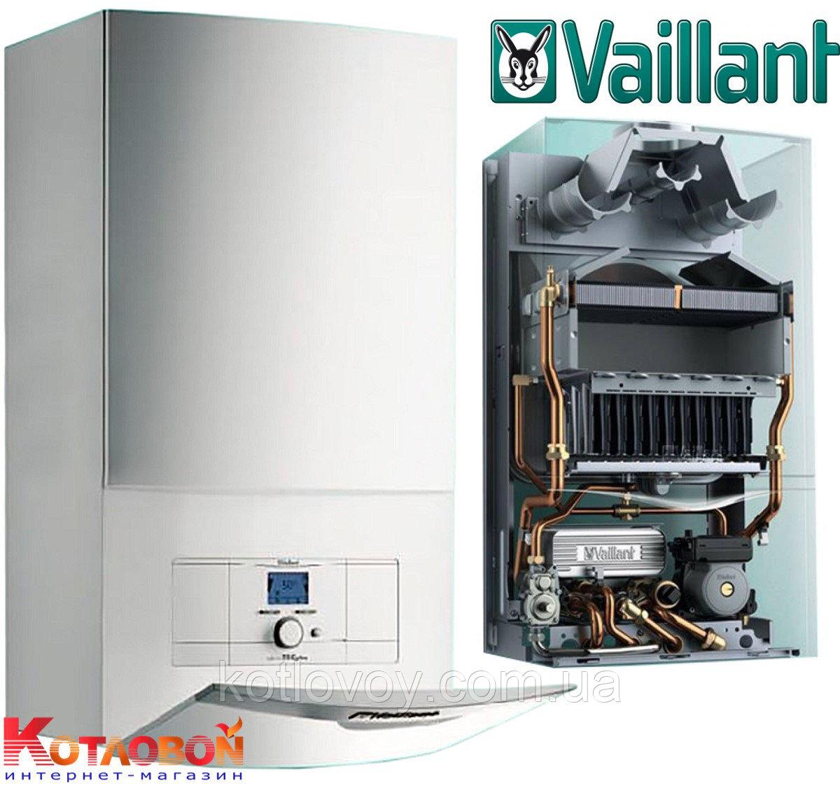 Обзор двухконтурных газовых котлов «vaillant»