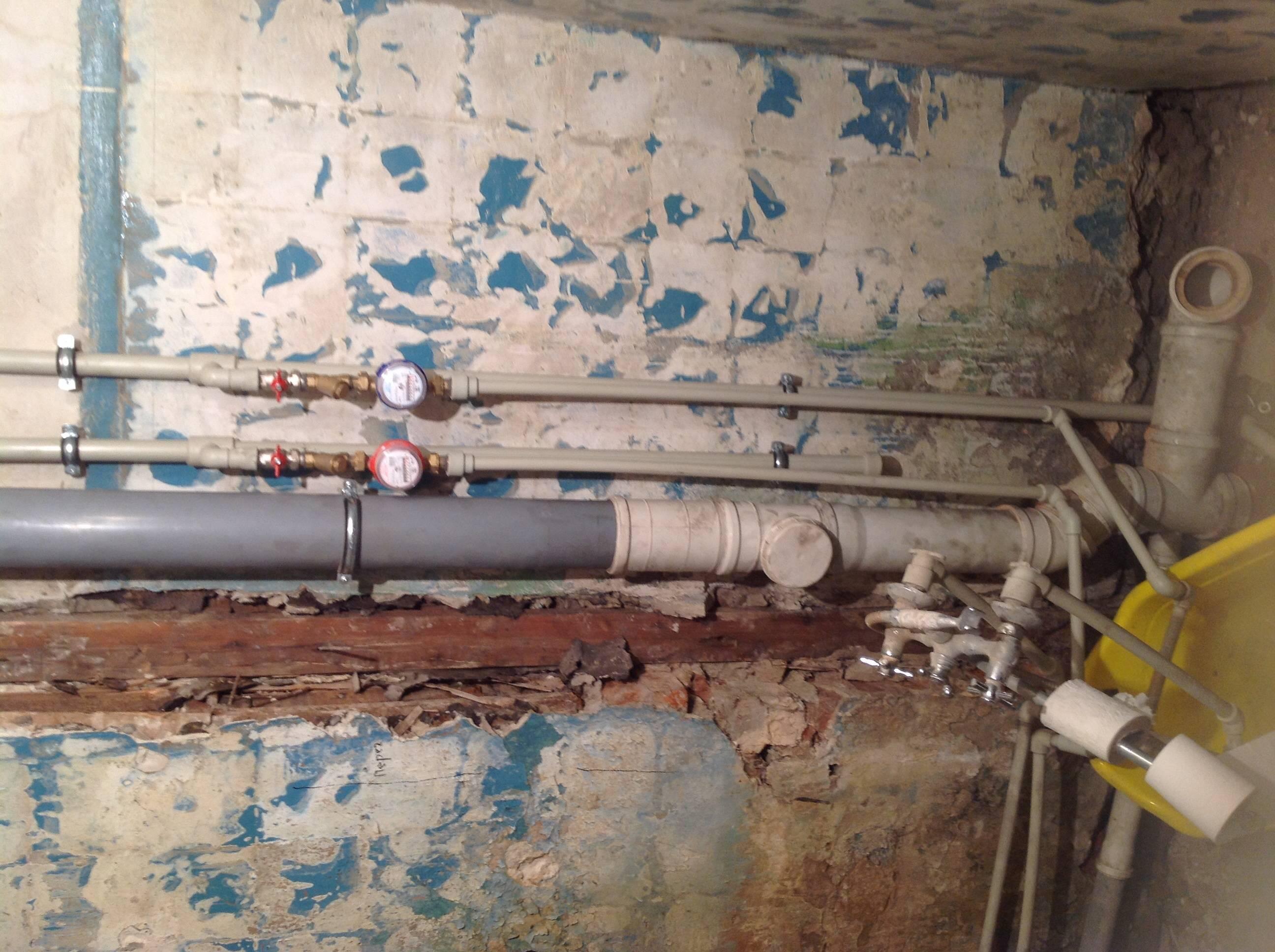 Замена стояков водоснабжения в квартире, когда нужно её делать, как к этому правильно приступить