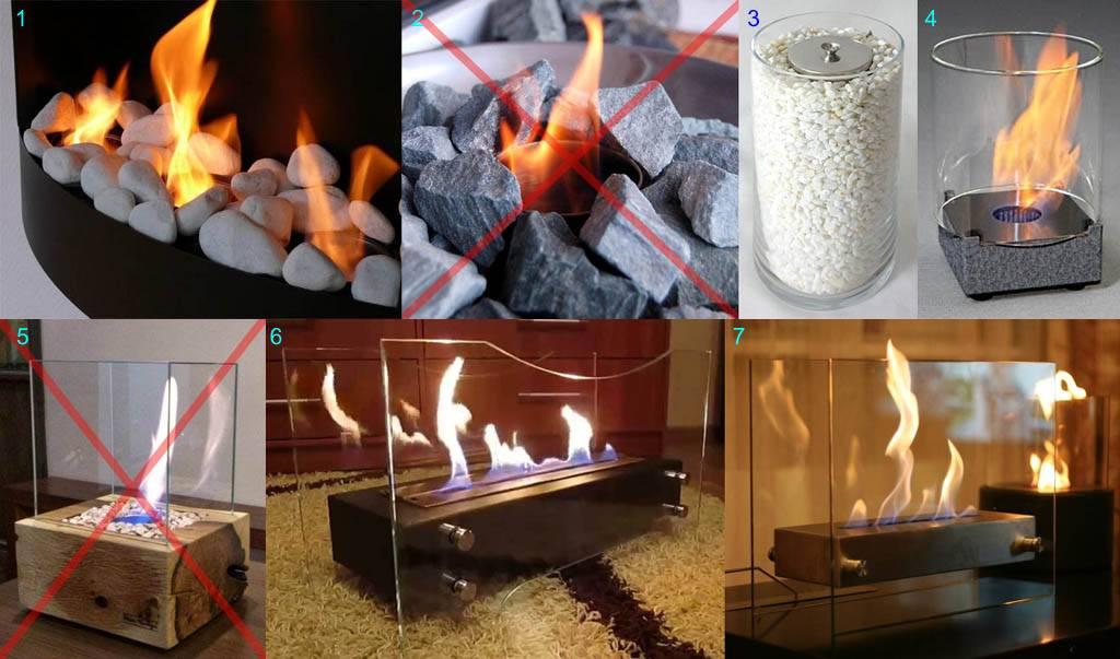 Производим биотопливо для камина самостоятельно