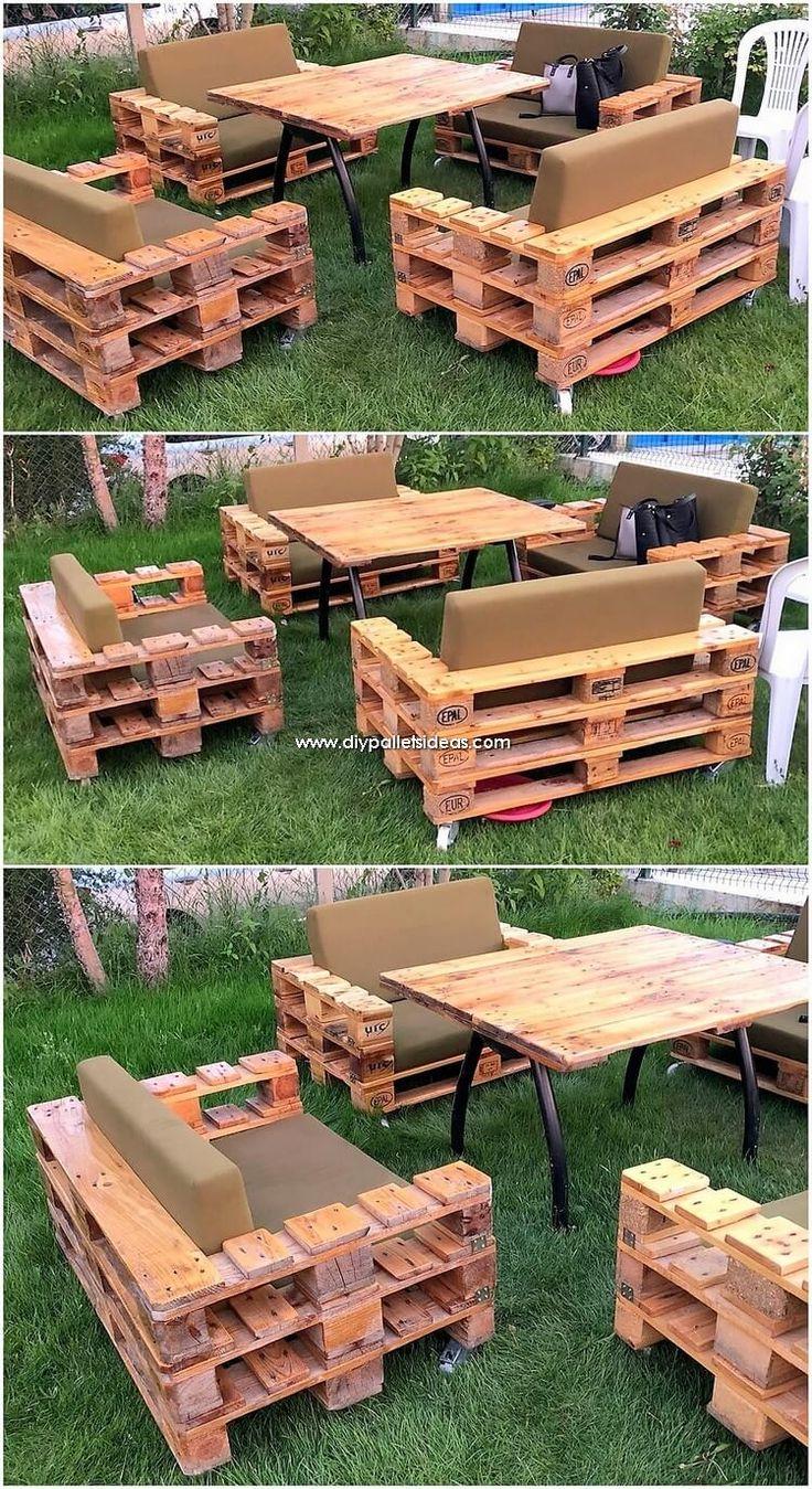Мебель из поддонов (паллет) своими руками — смотрите обзор оригинальных мебельных решений из поддонов которые можно сделать самому! (фото и видео)