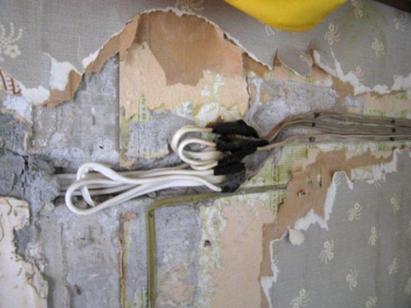 Замена электропроводки своими руками — этапы работ по замене в квартире и доме. техника безопасности и советы по выбору новых элементов сети (115 фото)