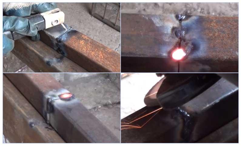 Как сваривать трубы отопления электросваркой